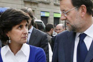 Rajoy y San Gil visitaron juntos la capilla ardiente del guardia civil asesinado por ETA