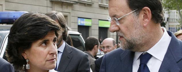 María San Gil se sale con la suya y adelanta el congreso del PP vasco