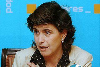 María San Gil se desentiende de lo que se diga en el Congreso del PP