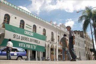 """La """"rebelión"""" autonómica de Santa Cruz desafía al Gobierno de Evo Morales"""