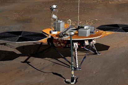 Continúa la búsqueda de vida en Marte