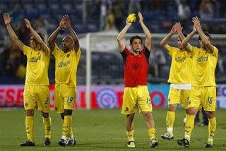 El Villarreal asegura el segundo puesto