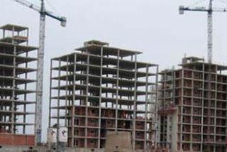 España, a la cabeza de la UE en caída de la construcción