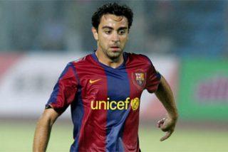 Xavi se retirará en el Barcelona