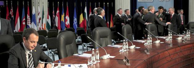 Los líderes mundiales aíslan a la España de Zapatero