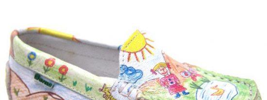 Calzado Solidario, Global Collection by Gorila