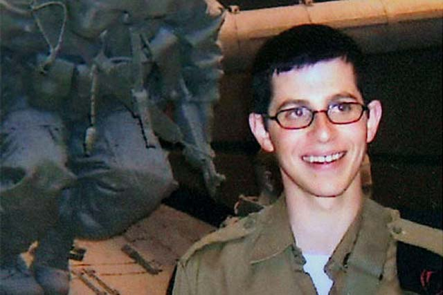 El soldado Gilad Shalit, la moneda de cambio