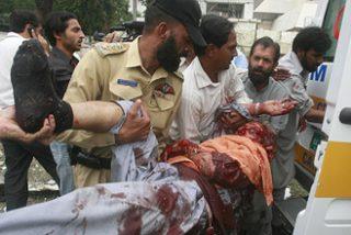 Brutal ataque islamista a la embajada danesa en Islamabad