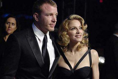 Madonna quiere divorciarse de Guy Ritchie