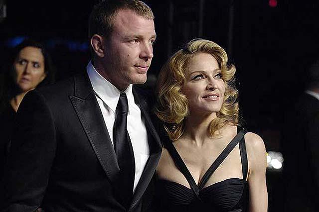 Madonna controlaba a su marido con insólito contrato matrimonial