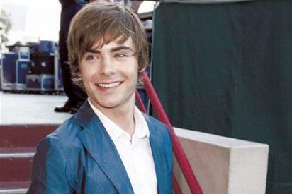 El protagonista de «High School Musical» no sabe bailar