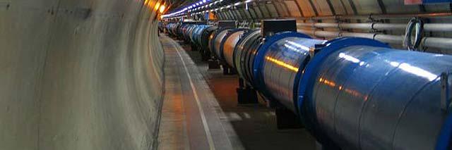 ¿Provocará el fin del mundo el gran acelerador de partículas?