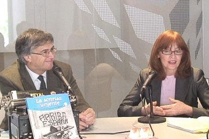 """Concha Tejedor y Nemesio Rodríguez: """"En la agencia de noticias, 20 segundos te separan de la gloria"""""""