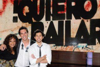 '¡Quiero bailar!' no rompe la maldición de los sábados en TVE