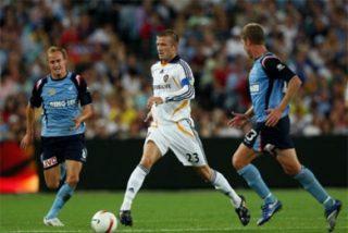 Beckham aconseja a Cristiano que no fiche por el Real Madrid