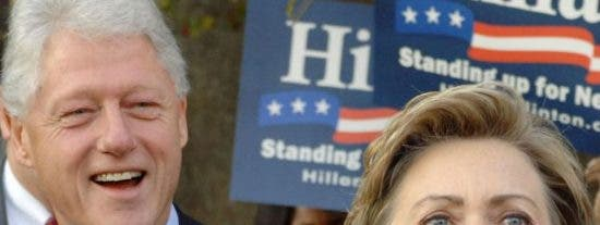Bill Clinton insinúa que su esposa abandona las primaras