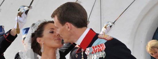 La princesa de la última boda real firmó un contrato aterrador