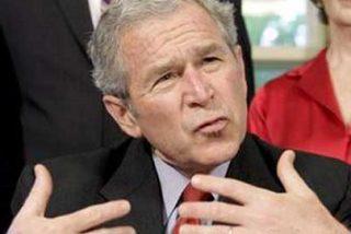 """Bush: """"Cada muerte en una guerra supone un peso sobre mi conciencia"""""""