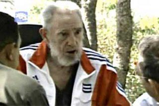 """Hugo Chávez.""""Fidel está vivito y coleando"""""""