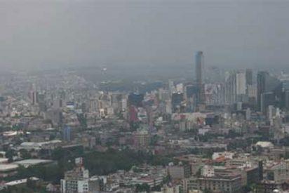 El estado del aire de México deja sin olfato a sus habitantes