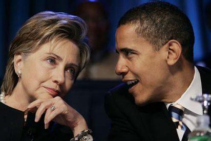 Gran expectación ante el primer acto conjunto entre Clinton y Obama