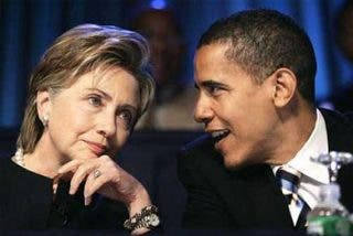 Hillary Clinton se reúne finalmente con Obama