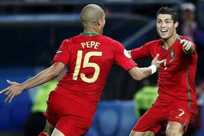 Portugal presenta credenciales para ganar la Eurocopa