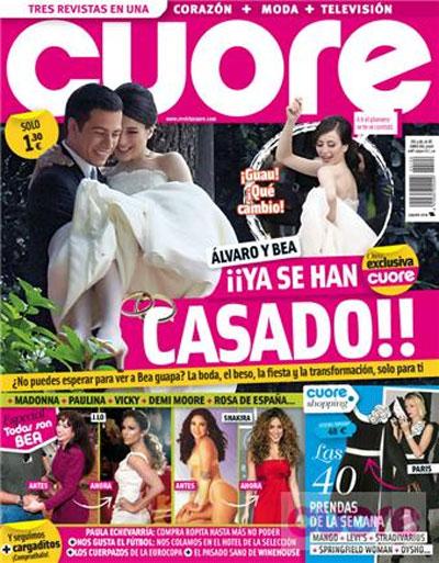 """La revista """"Cuore"""" destripa el final de """"Yo soy Bea"""""""