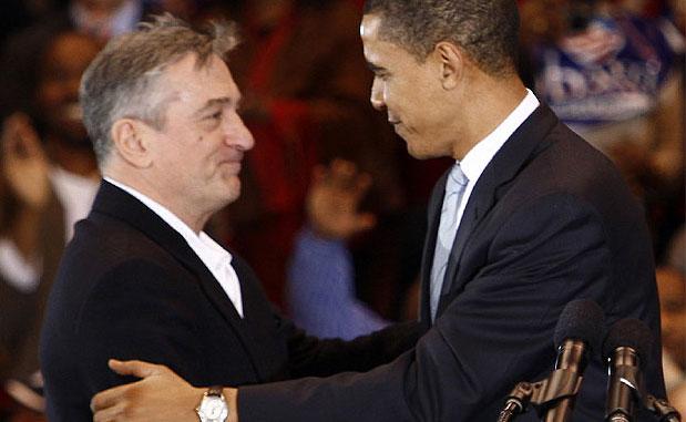 Hollywood se une a la campaña de Obama