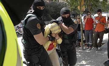La cuarta organización mafiosa más importante del mundo campaba a sus anchas en España