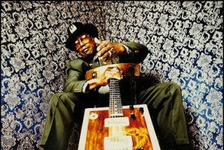 Bo Diddley, precursor del rock