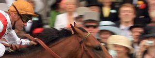 Un caballo español triunfa en Ascot