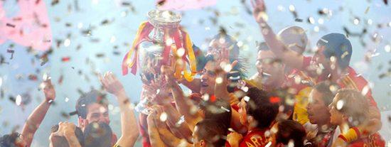España, mejor equipo del año para la prensa internacional