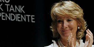 """Aguirre: """"Lamento que haya dirigentes que, debiéndole todo a Aznar, le llamen ahora hijo de puta"""""""