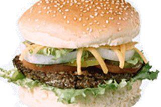 McDonald's retira el tomate natural de sus hamburguesas en EEUU