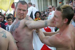 Suiza crea barracones 'anti-hooligans'