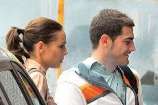 Iker Casillas y Eva González han vuelto