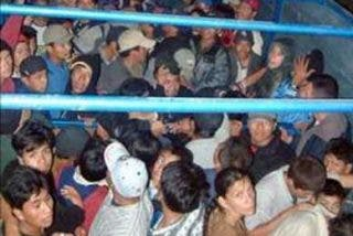 Agentes de México y Guatemala extorsionan a los indocumentados centroamericanos