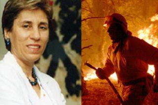 Ascendida la directora de Protección Civil durante el incendio de Guadalajara