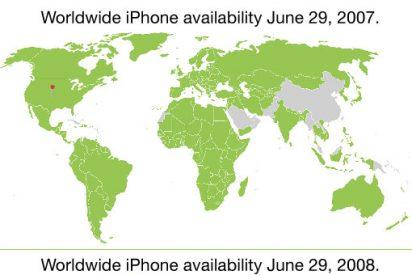 En un sólo un año, el iPhone conquista el mundo
