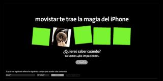 Un error de Telefónica muestra durante unas horas la estrategia comercial de Movistar para el iPhone