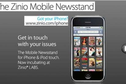 ¿El futuro de las revistas en papel está en las pantallas de los móviles tipo iPhone?