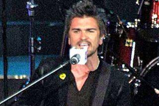Concierto de Juanes cautiva a niños de España