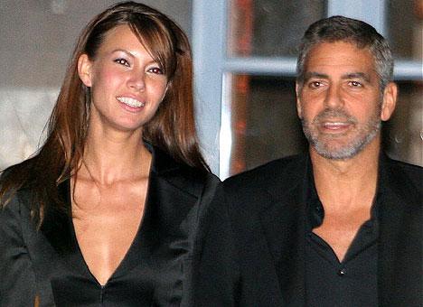 La ex novia de Clooney explica las razones de la ruptura