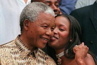 Mandela deja fuera a Naomi Campbell de su fiesta de cumpleaños