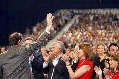 "Rajoy a ZP: ""Nosotros sí sabemos enfrentarnos a una crisis"""