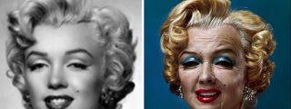 ¿Cómo sería Marilyn si hoy viviera?