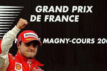 Massa toma el mando del Mundial de Fórmula 1