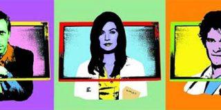 Los médicos gozan de buena salud en TV