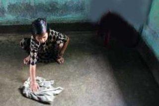 Más de 40 millones de niños menores de siete años trabajan como sirvientes